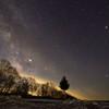 銀河辺境の惑星にて撮影