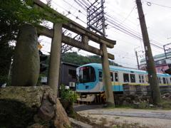 京津線が行く