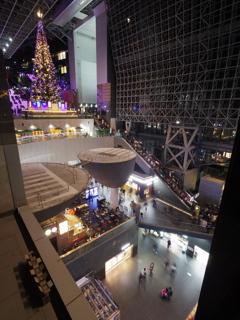 JR Kyoto Station