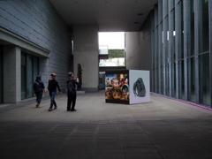 美術館にて#1