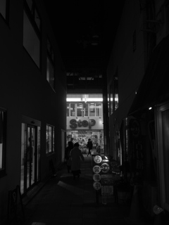 新京極徘徊 #1