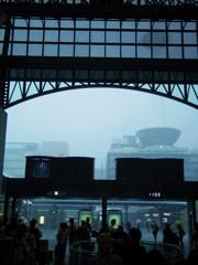 驟雨~towerのある風景