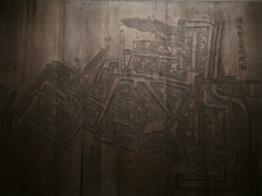 備後國三原城繪圖