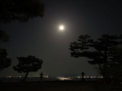 近江八景・唐崎