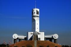 ホタテの塔