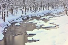 「帰っておいで」と雪が呼ぶ郷