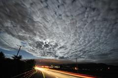 Wandering of night