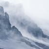 雲と岩 Ⅱ