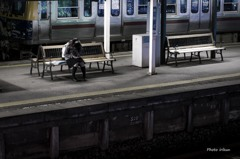 鉄道が走る町 Ⅲ