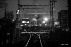 鉄道が走る町 Ⅱ
