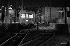 鉄道が走る町