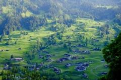 スイス ユングラウ登山鉄道