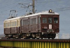 琴電レトロ電車 (6)
