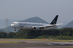 ANA B767-300 Star Alliance