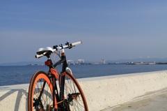 海岸ドライブ~by自転車~