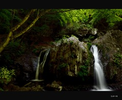 乙女の滝Ⅱ