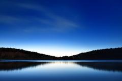 晨星の白駒池