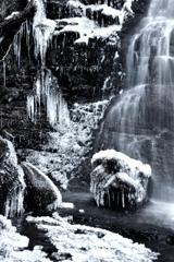 氷流と冬流