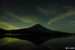 富嶽よ永遠に~秋の気配田貫湖
