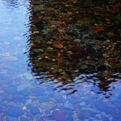 水様-222/影境と小石