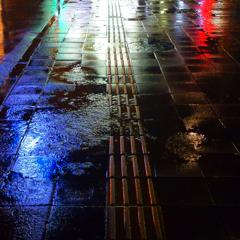 水様-206/雨夜の光陰