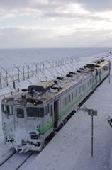 流氷列車2015