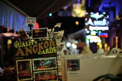 Angkor Cards $0.5 each