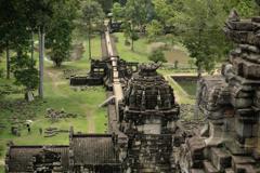 古の神殿より