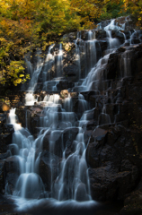 2012立又渓谷秋Ⅴ・二の滝
