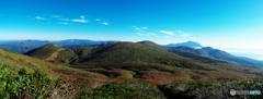 県境稜線パノラマ