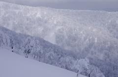 冬山・影日向