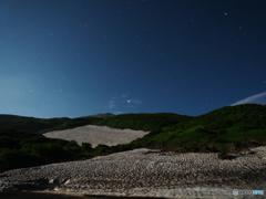 月夜の鶯平