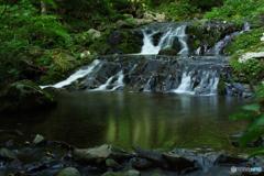 仙人沢の滝Ⅱ