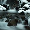 冬の亀田不動滝Ⅶ