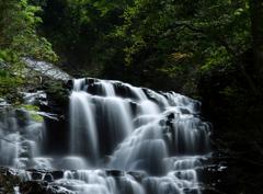 立又渓谷 二の滝Ⅲ