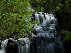 立又渓谷 二の滝Ⅱ