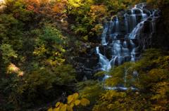 立又渓谷2012秋Ⅳ・二の滝