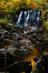 2012立又渓谷秋Ⅵ・二の滝
