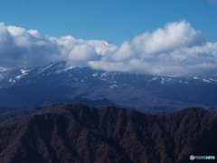 山頂見えた。