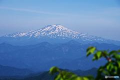 鳥海ビュー・神室山からⅡ