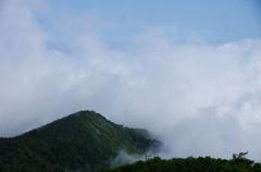 森吉山山頂からⅡ