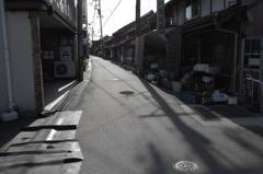 名張 初瀬街道