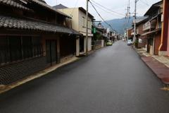 隠り 旧名張街道
