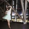 A dancer in the dark