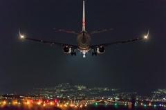 Night Landing 2