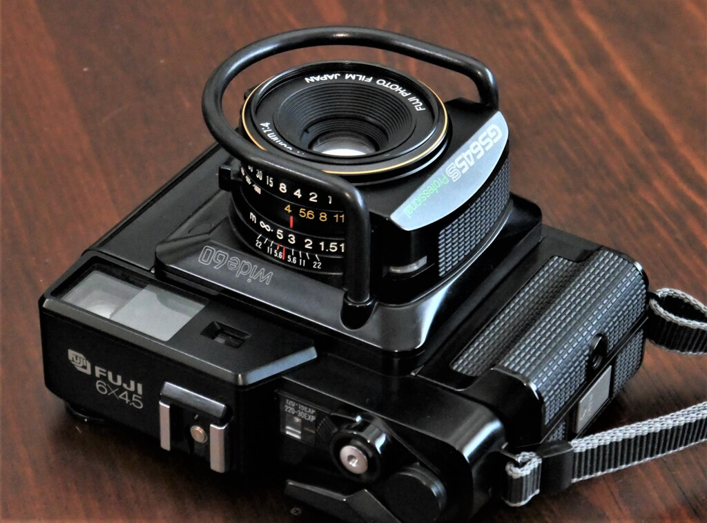 Fuji GS645S Professional wide60