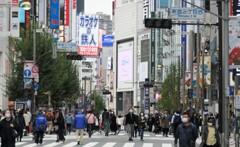 新宿東口歩行者天国