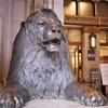 日本橋三越のライオン