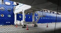 大桟橋1F駐車場