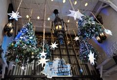 伊勢丹のクリスマス飾り